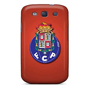 (ExhXhLa2430aiEiT)durable Protection Case Cover For Galaxy S3(fc Porto)