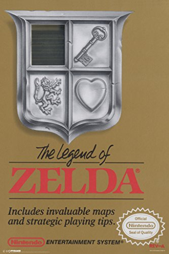 The Legend Of Zelda Super Ninetendo NES Game Boy DS 3DS Wii