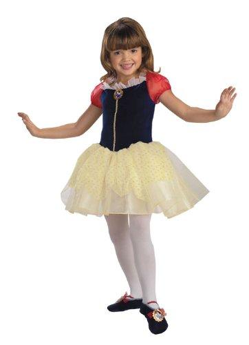(Snow White Ballerina Costume Girl - Child)