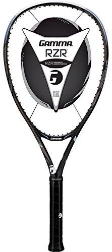 Gamma Sports RZR Bubba 117 Tennis Racquet, Grip Size: 4-3/8 Review