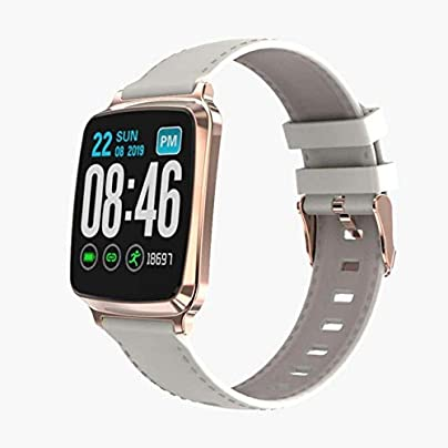 ZHLYQ Smart Wristband Smart Watch Heart Rate Monitor Fitness Watch Waterproof Call Reminder Sports Bracelet Estimated Price £57.98 -