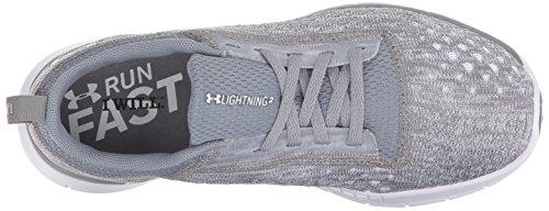 Women's Lightning Shoes White White W 2 Steel Ua Training Armour Under 15qaIS7