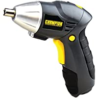 Champion Pls-25 4.8V Nicd Cordless Screwdriver Basic Facts