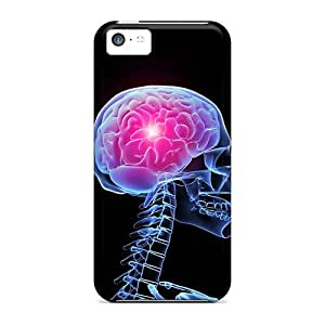 New Brain Scan Tpu Skin Case Compatible With Iphone 5c