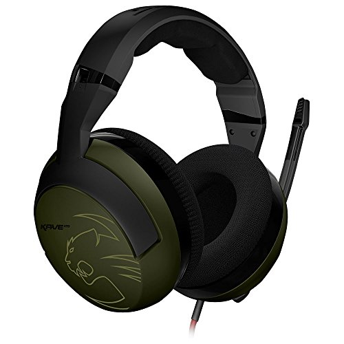ROCCAT KAVE XTD Stereo Military Edition Premium Gaming Headset, Camo Charge by ROCCAT (Image #6)