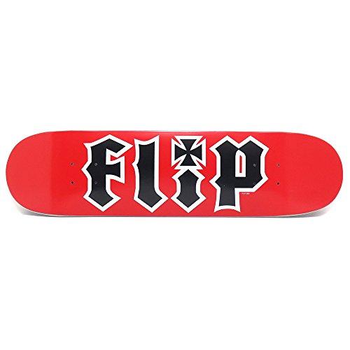 離れてテラス電気FLIP DECK フリップ デッキ TEAM HKD RED 7.75 スケートボード スケボー SKATEBOARD