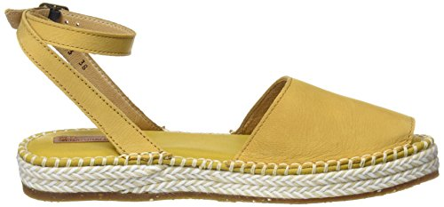 El Naturalista N5343, Espadrillas Donna Giallo (Curry)
