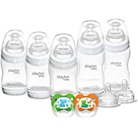 Playtex Baby VentAire Anti-colic Anti-reflux Baby Bottle Newborn Gift Set