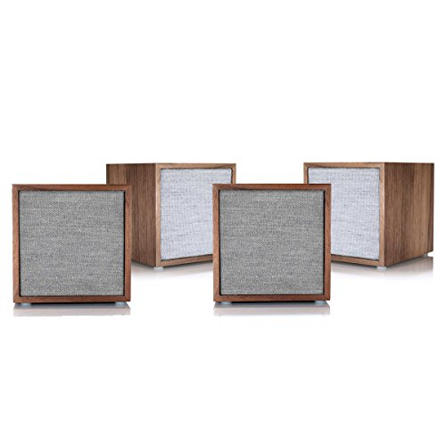 Tivoli Audio Cube Multi-room in Walnut