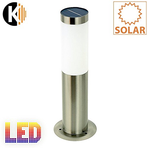 Fantastic Kwazar Light Solar 2 0C Solar Led Floor Lamp Stainless Download Free Architecture Designs Boapuretrmadebymaigaardcom