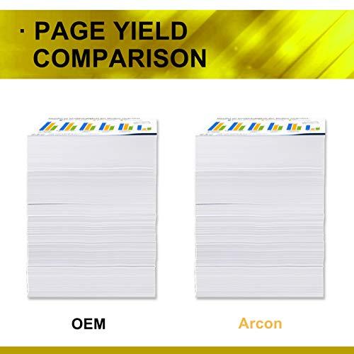 Arcon Packs E525w Toner Cartridge Dell E525w, Dell E525w Toner