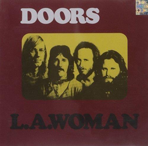 doors la woman cd - 5