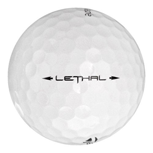 TaylorMade 48 Lethal 4A AAAA Golf Balls