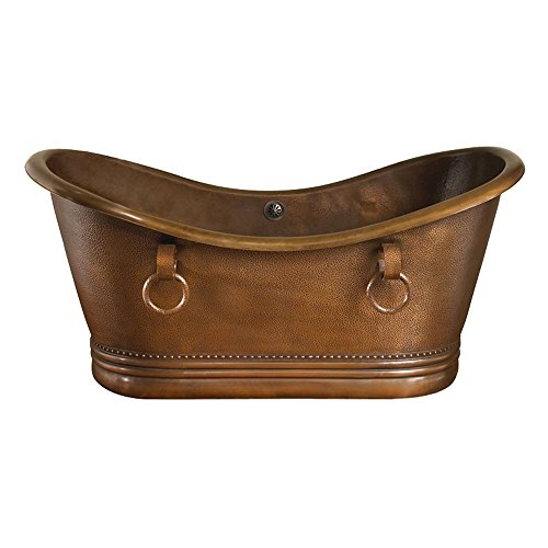 (Barclay COTDSN66S-AC Universal Extra Wide Copper 66