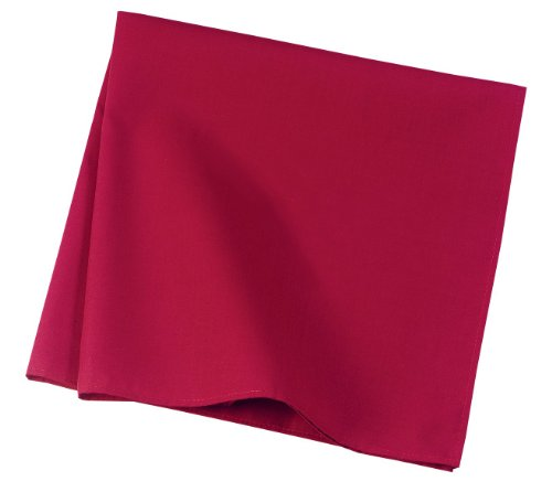 Port authority bandana. c842. engine red
