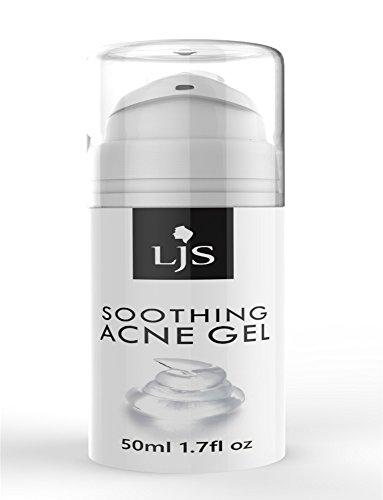 Beruhigendes - kühlendes Akne-Gel Für Eine Effektive, schonende Behandlung - Regeneriert Und Beruhigt Die Strapazierte Haut - Lindert Die Symptome - Verbessert Das Hautbild Und Lässt Nach Regelmäßiger Behandlung - Selbst Bereits Vorhandene Narben Verschwinden - Enthält Wertvolle Natürliche Inhaltsstoffe - Das Akne-Gel ist für alle Hauttypen geeignet.
