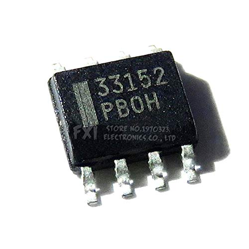 10pcs MC33152DR2G MC33152 33152 SOP-8 High Speed Dual MOSFET Drivers IC