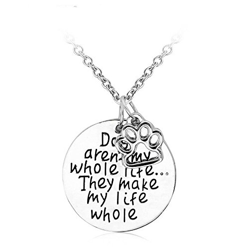Luvalti Personalized Necklace with Text