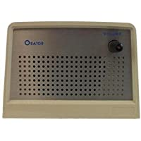 Orator Speaker Desktop in ASH (Catalog Category: Audio/Video/Electronics / General Electronics)