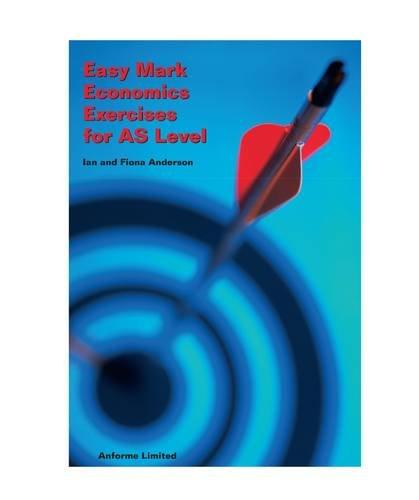 Easy Mark Economic Exercises for AS Level PDF