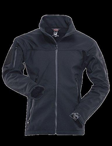 Tru-Spec Men's 24-7 Tactical Softshell Jacket, Black, Medium