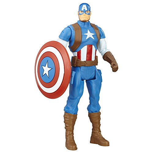 Captain+America Products : Marvel Avengers Captain America 6-in Basic Action Figure