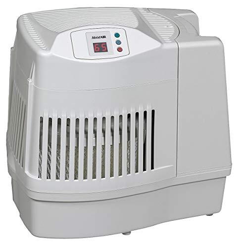 Aircare Portable Evaporative Humidifier, White - MA0800