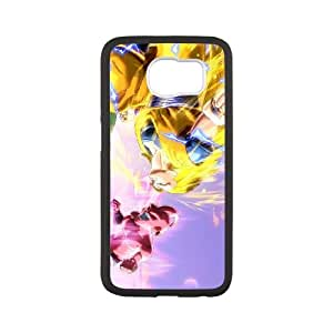 Samsung Galaxy S6 Cell Phone Case Covers White Dragon Ball Gt With Nice Appearance Phone cover G2682542