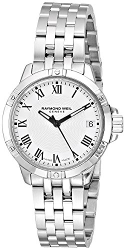 Raymond-Weil-Womens-Swiss-Quartz-Stainless-Steel-Casual-Watch-ColorSilver-Toned-Model-5960-ST-00300