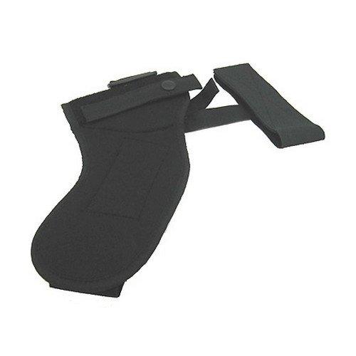 Ankle Holster Sz0 RH Small Reversible Kodra Nylon Black