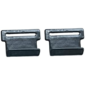 Rightline Gear 100605 Saddlebag Car Clips for Vehicles Without Roof Rack