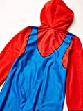 Super Mario Boys' Big Fleece Blanket Sleeper, S