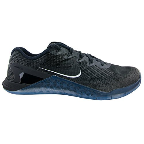 NIKE Men s Metcon 3 Training Shoe Black Black-White 8.0 dcf56c318