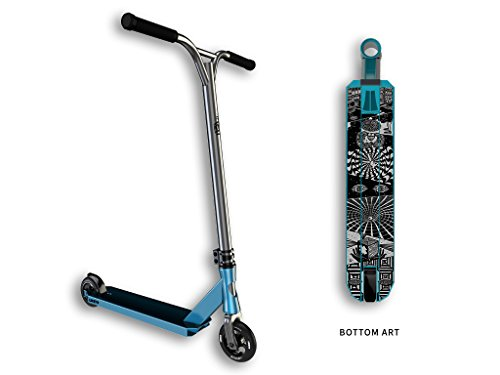 Lucky PROSPECT Complete Pro Stunt Scooter, 2017 Teal