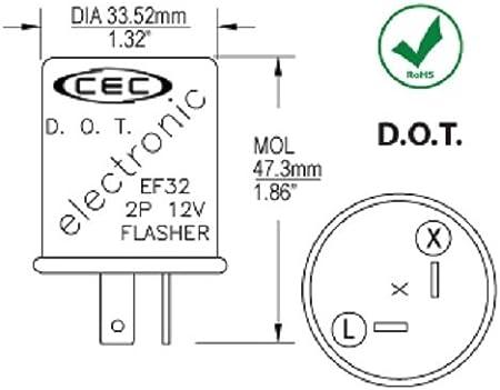 CEC Industries EF31 Flasher