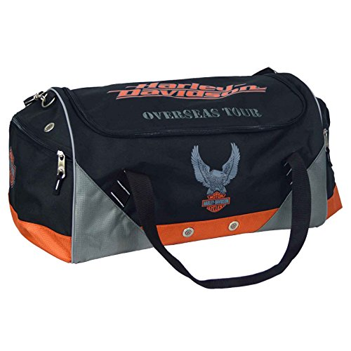Harley Davidson Sports Travel Duffel Bag