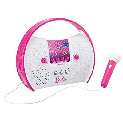 Barbie Voice Changing Rockstar Boombox from KIDdesigns, Inc