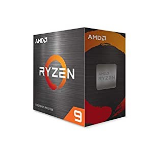AMD Ryzen 9 5950X Box 16 CORES SOCKET AM4