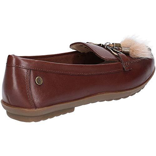Donna Brown Puff Aidi Puppies Hush Mocassini 000 brown Loafer q6YOwX