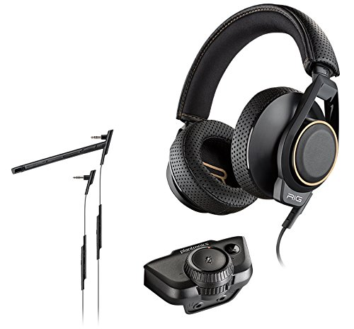 (Plantronics RIG 600LX LX1 Dolby Atmos High Fidelity Gaming Headset for Xbox One)