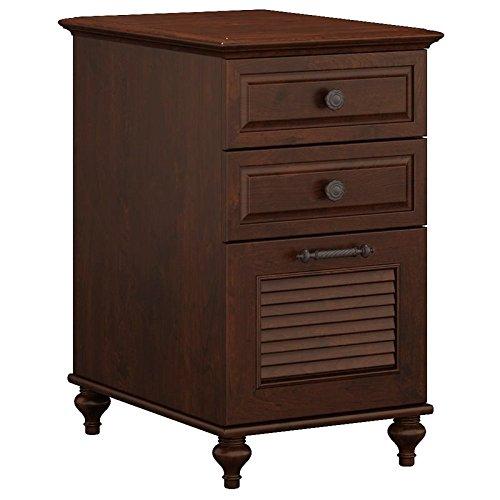 Bush Furniture Volcano Dusk 3 Drawer File Cabinet in Coastal