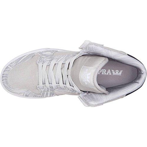 Sneaker Supra Vaider Lc Cool Grigio-bianco