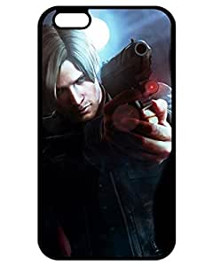 Bettie J. Nightcore's Shop Discount First-class Case Cover For Resident Evil 6 iPhone 6 Plus/iPhone 6s Plus phone Case 4363237ZA339612384I6P