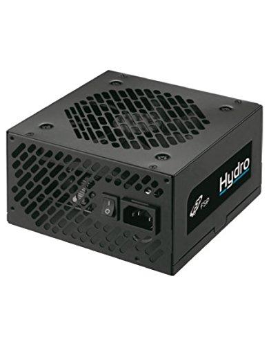 6 opinioni per FSP 4711140489735 Alimentatore per PC da 500 Watt, Nero