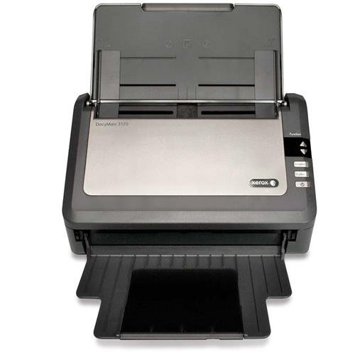 Xerox DocuMate 3120 Duplex Color Scanner for PC and Mac