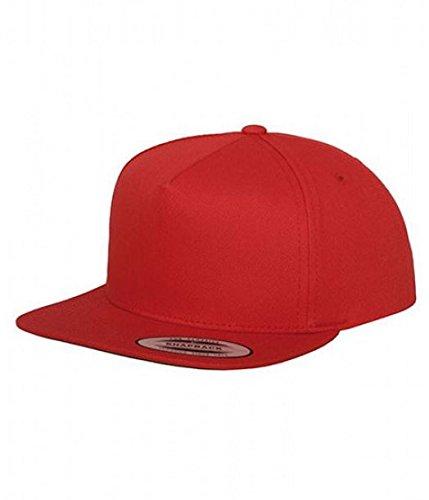 Flexfit Rojo Hip Hop Gorra Rap Rapper – Gorra Sombrero Gorro Trend ...