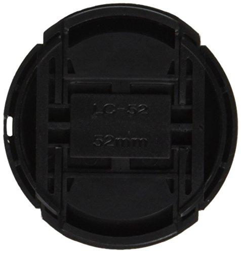 2Pack 52MM Center Pinch Lens Cap for Nikon DSLR Camera
