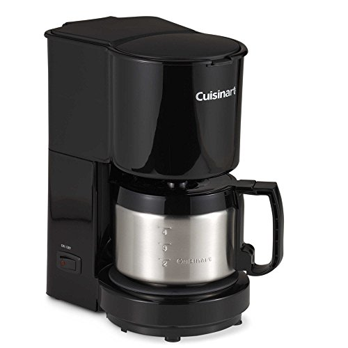 Cuisinart 4 Cup Coffee Stainless Carafe