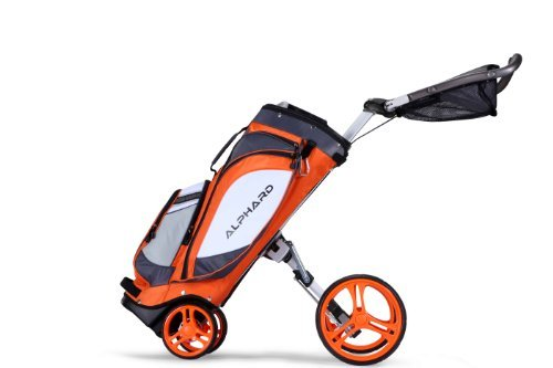 Alphard Golf Duo LT Cart Bag by Alphard Golf