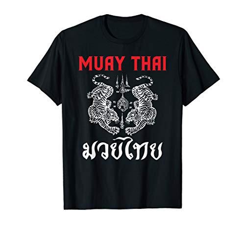Thai Art Tigers Muay Thai T-Shirt (Thai T Shirt)